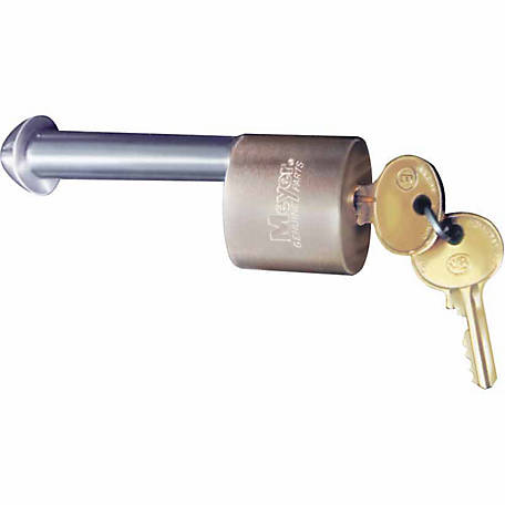 Meyer Products 3 in. Receiver Hitch Lock