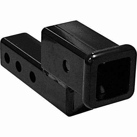 Meyer Products 2 in. Receiver Hitch Extension with 2 in. Drop-Rise