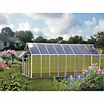 Monticello Mojave 8 ft. x 16 ft. Aluminum Greenhouse