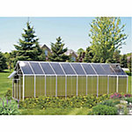 Monticello Mojave 8 ft. x 20 ft. Aluminum Greenhouse