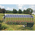 Monticello Mojave 8 ft. x 24 ft. Aluminum Greenhouse
