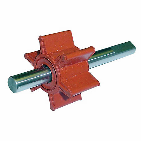 Superior Pump Bronze Paddle Pump Replacement Impeller, 53X