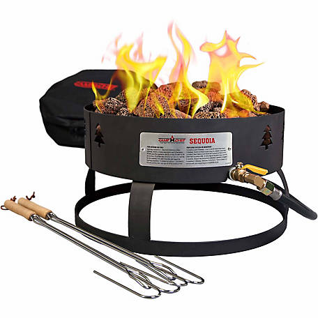 Camping Fire Pit >> Camp Chef Sequoia Fire Pit At Tractor Supply Co