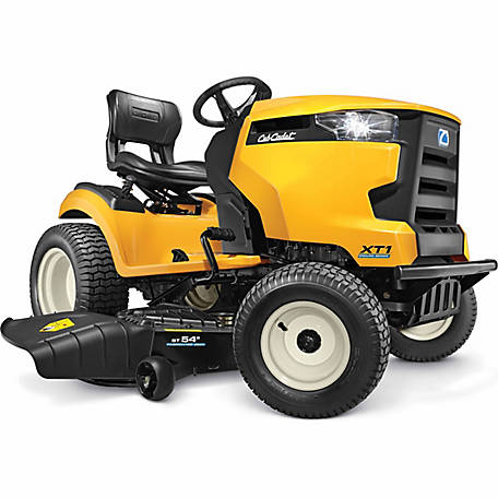 Cub Cadet XT1 Enduro Series ST 54in. FAB Riding Mower, 13AQA2CA009