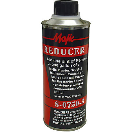 Majic Reducer, Clear, Pt.