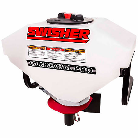 Swisher Commercial Pro ATV Spreader, 19920