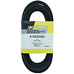 A & I Products Kevlar Deck Belt, 1/2 in. x 139.25 in. for 48 in. Riding Mowers, GX20305