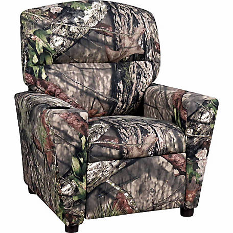 Mossy Oak Nativ Living Kids Recliner