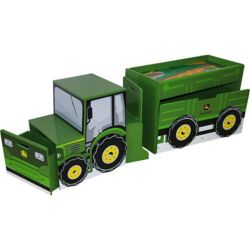 Shop John Deere Tractor Toy Box Set at Tractor Supply Co.