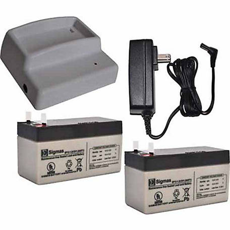 High Tech Pet Battery Charger Kit For Power Pet Fully Automatic Pet Doors
