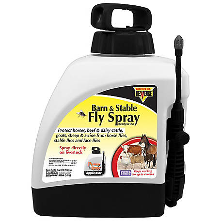 Revenge Barn & Stable Fly Spray, Ready To Use