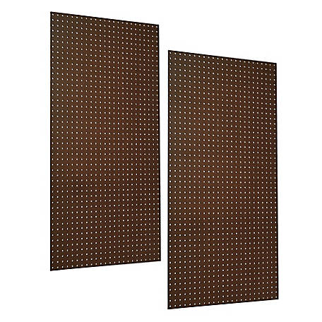 Tempered Wood Heavy-Duty Commercial Grade Pegboard