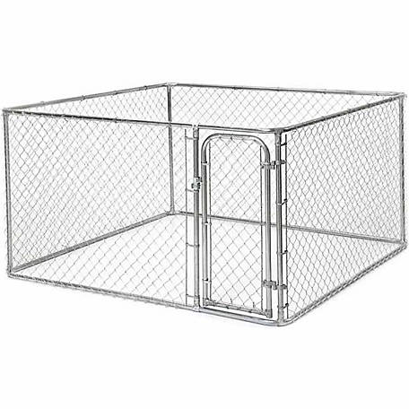 Fencemaster Kennel System Do-It-Yourself Dog Kennel
