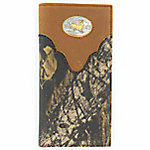 Nocona Rodeo Wallet with Deer Concho