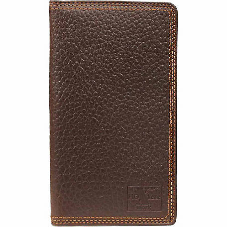 HD Xtreme Triple-Stitched Rodeo Wallet, Brown