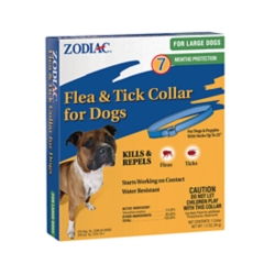 Shop Zodiac Flea & Tick Collar for Dogs at Tractor Supply Co.