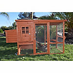 Rugged Ranch Santa Fe Mobile Chicken Coop