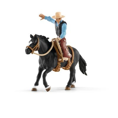 NEW LOT OF 6 120 PCS WESTERN HORSE SHOW KID TOYS IN A BOXX COWBOY STABLE RIDING