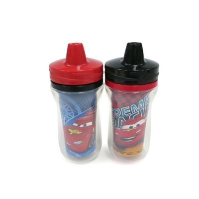 The First Years Cars Insulated Sippy Cup; Pack of 1