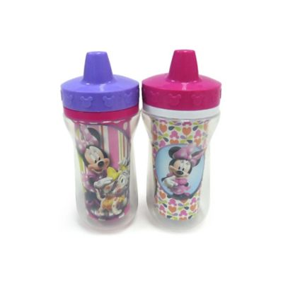 The First Years Minnie Mouse Insulated Sippy Cup; Pack of 1