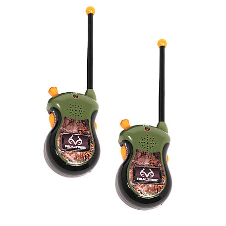 Realtree Walkie-Talkies, 25041TSG
