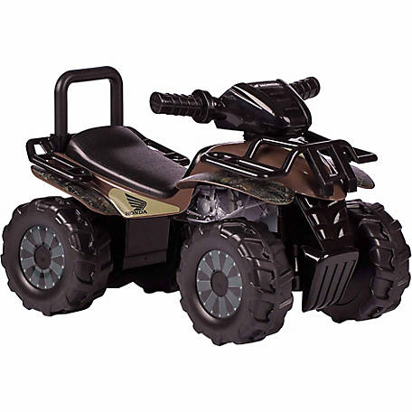 Honda Brown HD Camo Utility ATV Toy, 3-50610