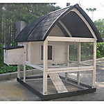 Innovation Pet Extra Large Walk-In Country Coop, Up to 12 Chickens