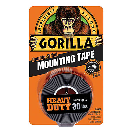 Gorilla Glue Heavy-duty Mounting Tape, 6055001