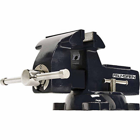 Palmgren 5 in. Bench & Pipe Vise