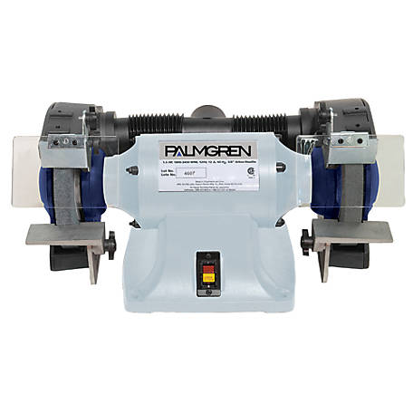 Palmgren 8 in. Bench Grinder