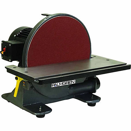 Palmgren 12 in. Disc Sander