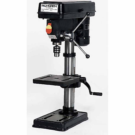 Palmgren Bench Drill Press, 1/2 in. Max Chuck