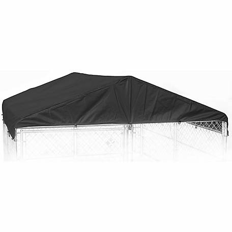 Lucky Dog Weatherguard Kennel Cover Set, 8 ft. W x 6.5 ft. L