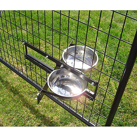 Lucky Dog Turn-Style 2-Bowl System, CL 71120