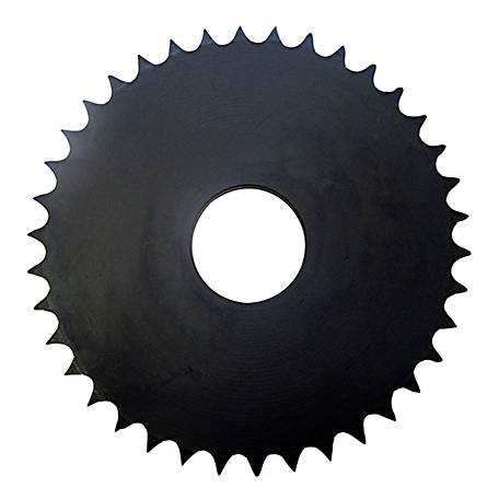 Weasler Sprocket, W Series, 40 Chain, 18 Teeth