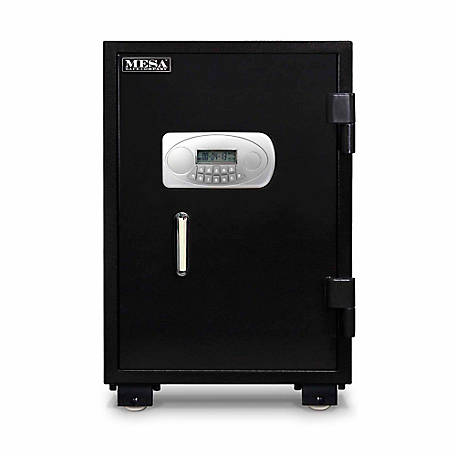 Mesa Safe 1 Hour U.L. Listed Fire Safe, 2.1 cu. ft.