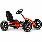 Berg Buddy Orange Pedal Kart