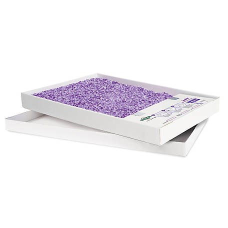 PetSafe ScoopFree Lavender Crystals Litter Tray
