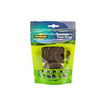 PetSafe Busy Buddy Toy Treat Ring Refills, Peanut Butter, Size B