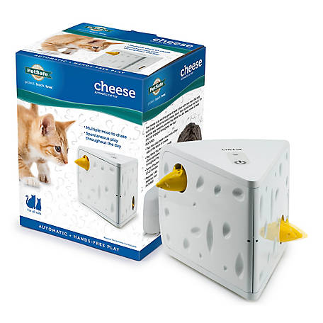PetSafe Cheese Cat Toy