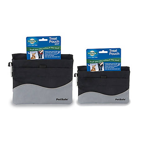 PetSafe Mini Treat Pouch Sport, Black