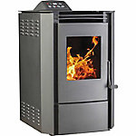 Ashley Mini Pellet Stove with Thermostat and Remote, 2,200 sq. ft., AP5710