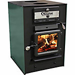 US Stove Wood Furnace, 2,750 sq. ft. EPA Certified with Dual 550 CFM Blowers