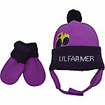 HOT SHOT Girl's L'il Farmer Set