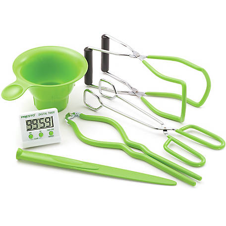 Presto 7-Piece Canning Kit