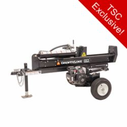 Shop CountyLine 25-Ton Log Splitter at Tractor Supply Co.