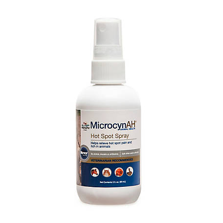 MicrocynAH Hot Spot Spray, 3 oz., 1000403