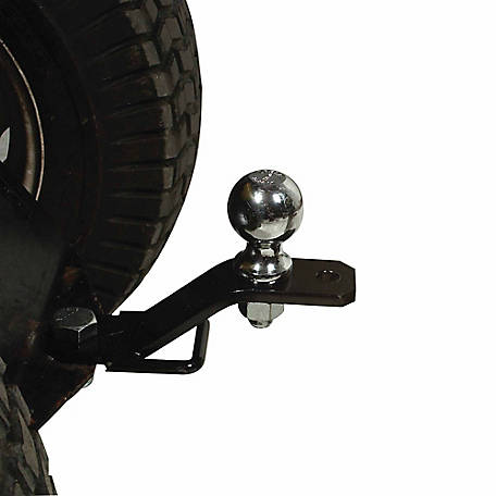 Ohio Steel 3-Way ATV Hitch
