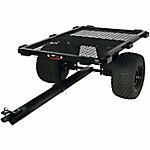 Ohio Steel Steel ATV Dump Cart, Flatbed/1000 lb. Capacity