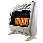 Mr. Heater 30,000 BTU Vent-Free Radiant Natural Gas Heater with Blower